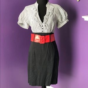 My Michelle Pinup / secretary dress size 11.
